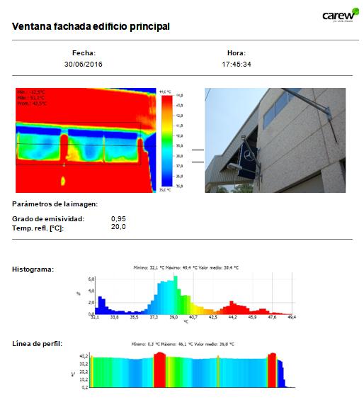 termografia-ventana-fachada-principal-auditoria-energetica-mercedes-benz